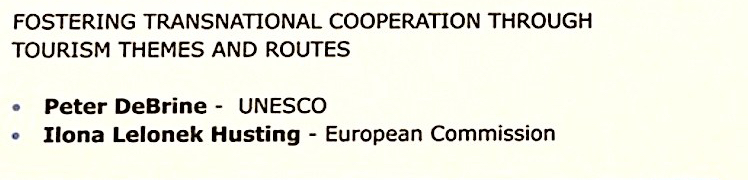 ETC-UNWTO SEMINAR ON TRANSNATIONAL TOURISM THEMES AND ROUTES